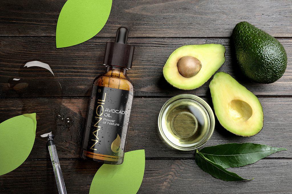 nanoil avocado oil hair oil