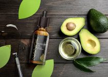 nanoil avocado oil hair oil